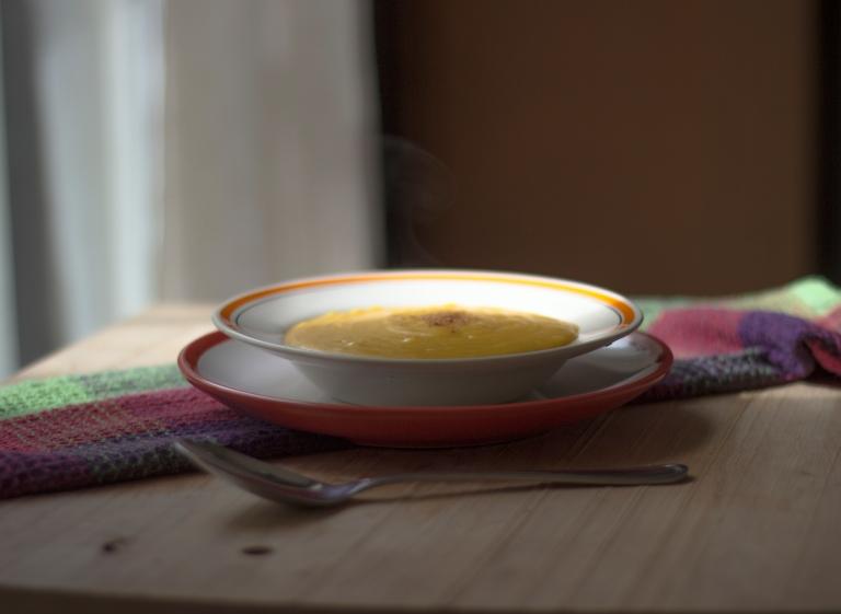 Sopa de zapallo 1