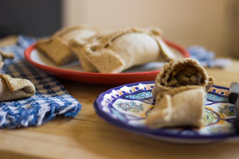 Empanadas-veganas-de-champiñón